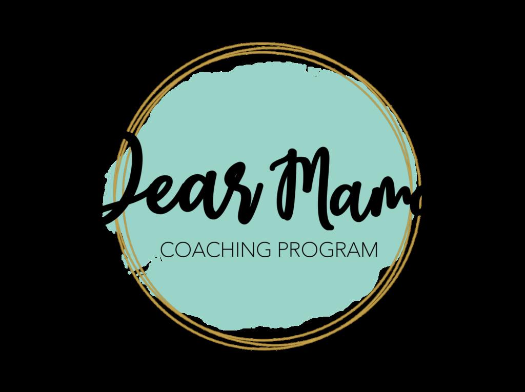 Dear Mama Coaching Program Logo